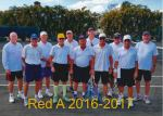 Men's Red A Team
