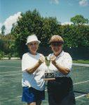 Gene Durocher Trophy – Women' Doubles