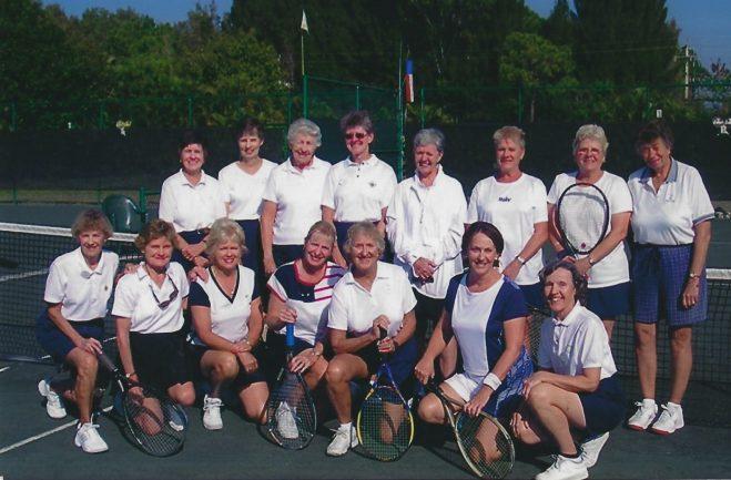 Women 3.5- Team