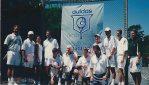 Pros at 2002 Adidas Tennis Smash