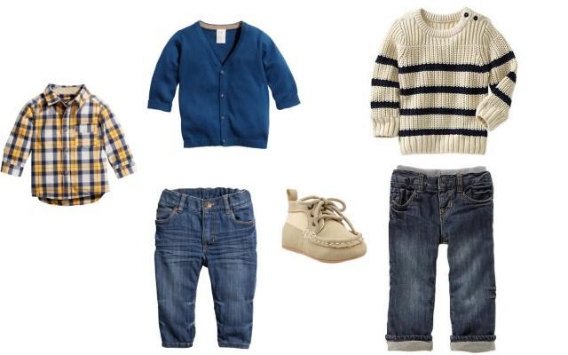 Davis Fall Clothes
