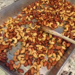 Rosemary Roasted Cashews and Almonds + BIG Ebates Deals