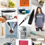 Gift Guide: Foodies, Hostesses, Home Chefs