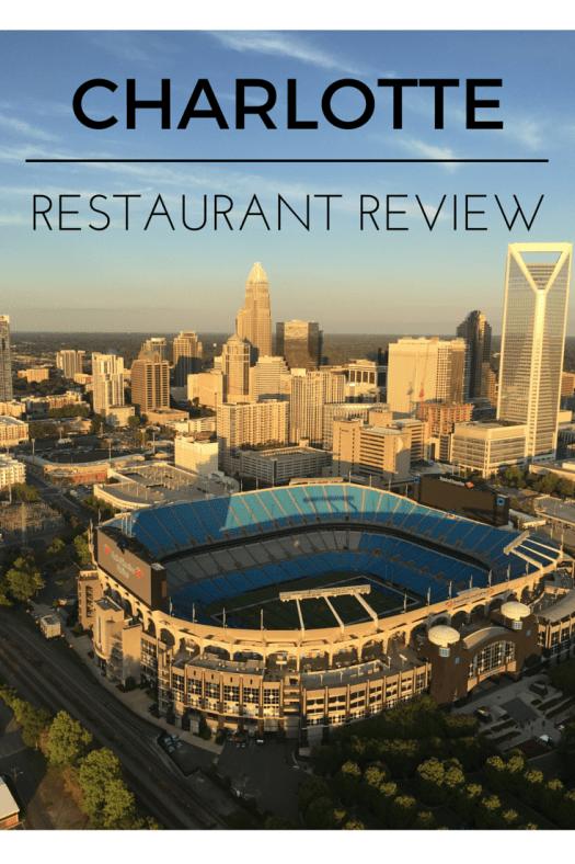 best restaurants in Charlotte