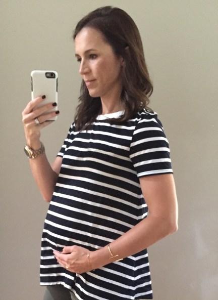 26 weeks pregnant