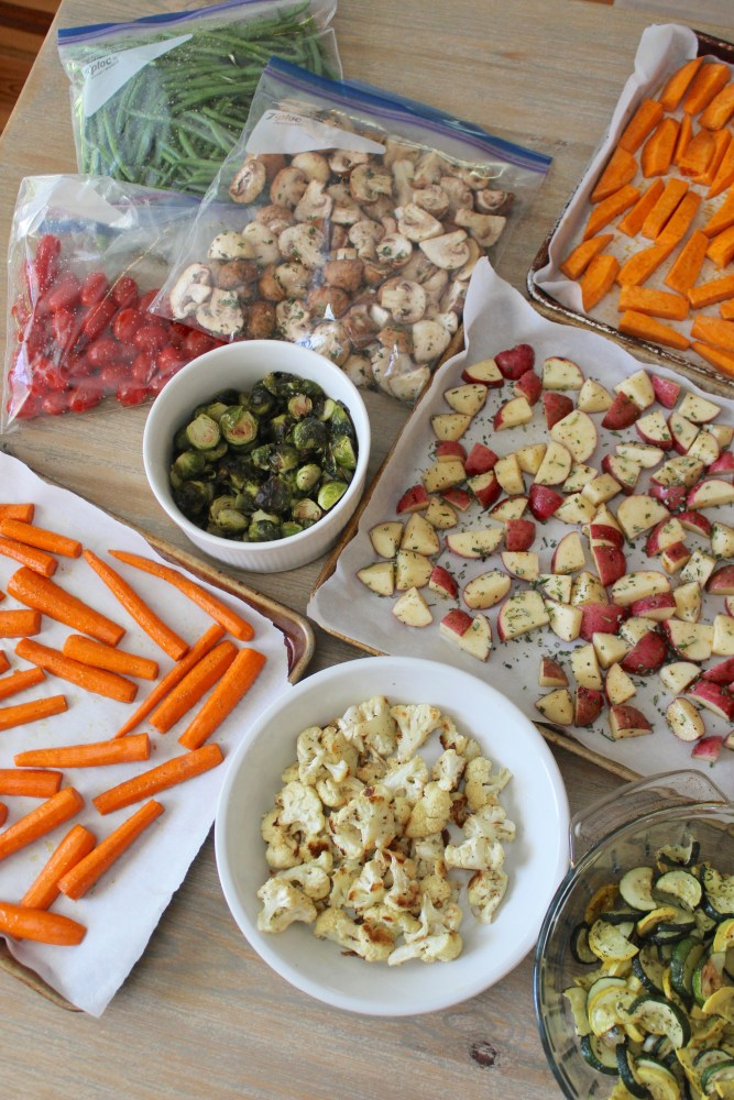 how to roast any vegetable