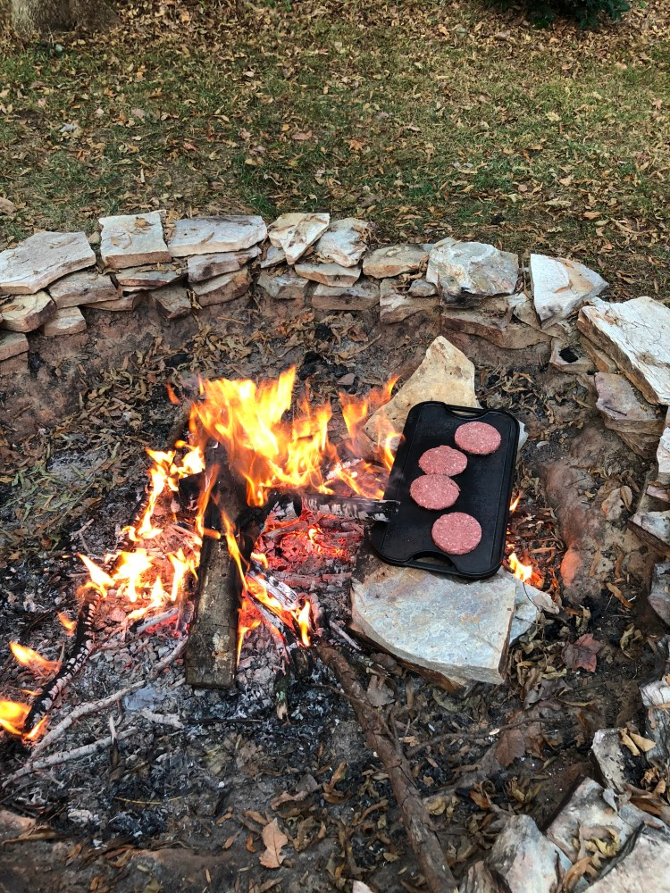 camping meal; weekly meal plan