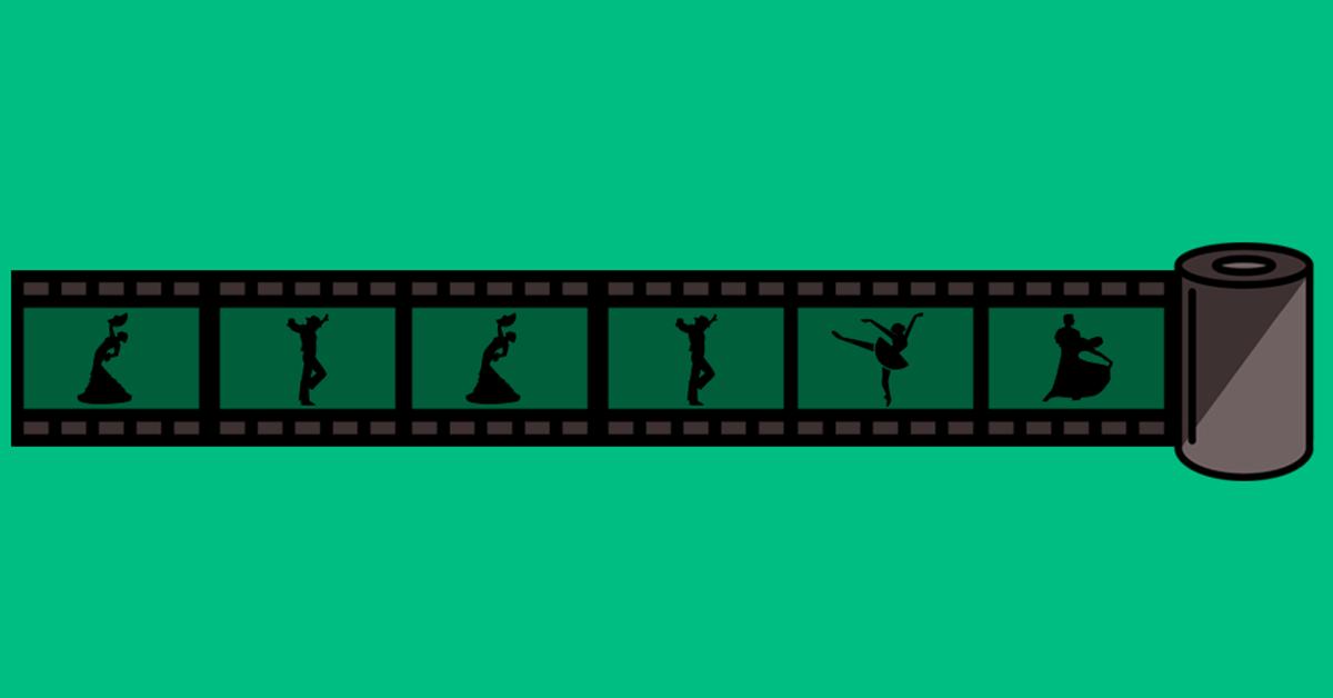 filmes de dança