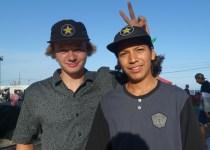 Alec Majerus and Louie Lopez
