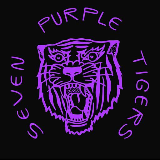 Seven Purple Tigers Logo