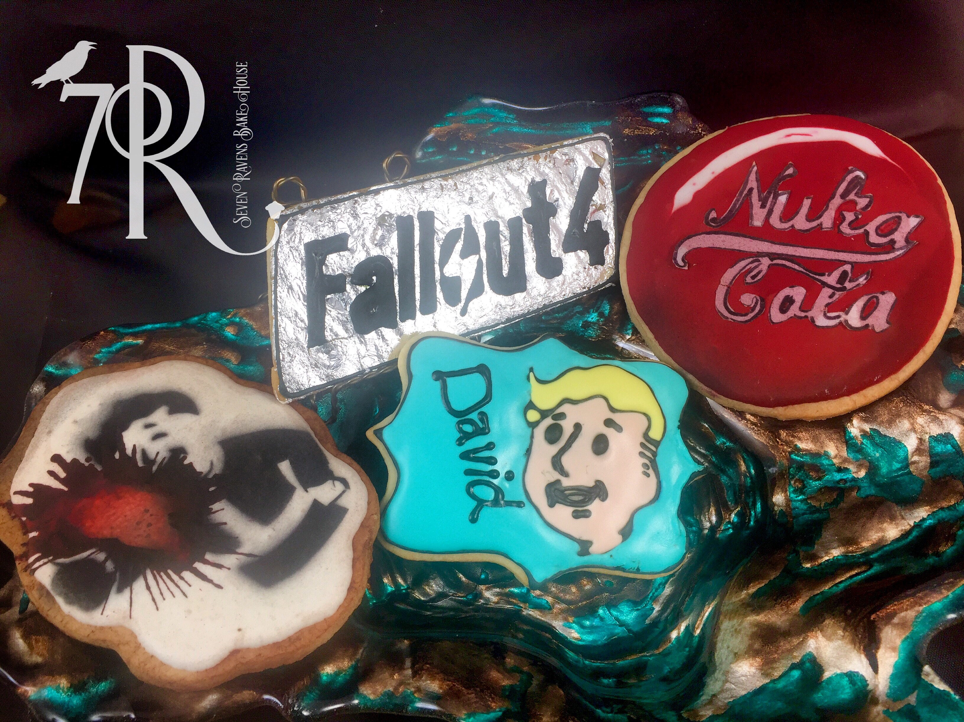 Cookie Set for FallOut4