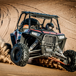 buggy trip dubai polaris