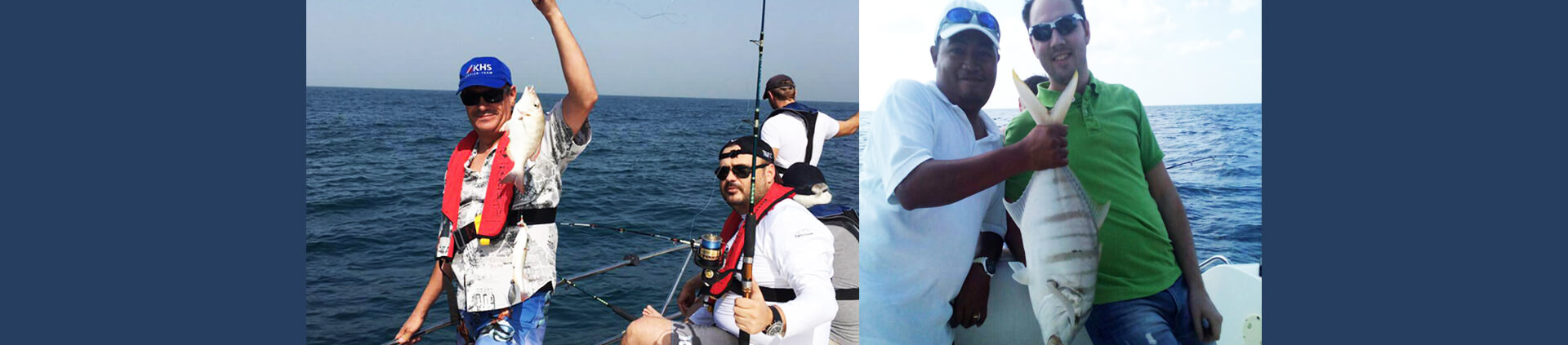 Fishing Trips Dubai