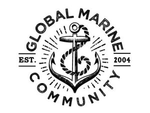 global marine community logo