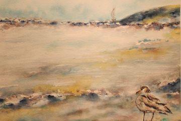 Watercolor Artist, Sheila Horne