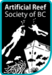 The Artificial Reef Society of British Columbia (ARSBC) logo