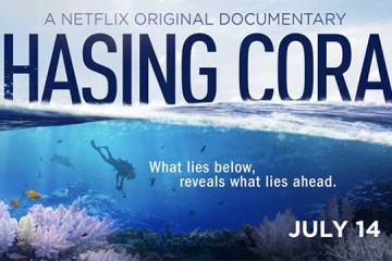 chasing coral promo poster by netflix