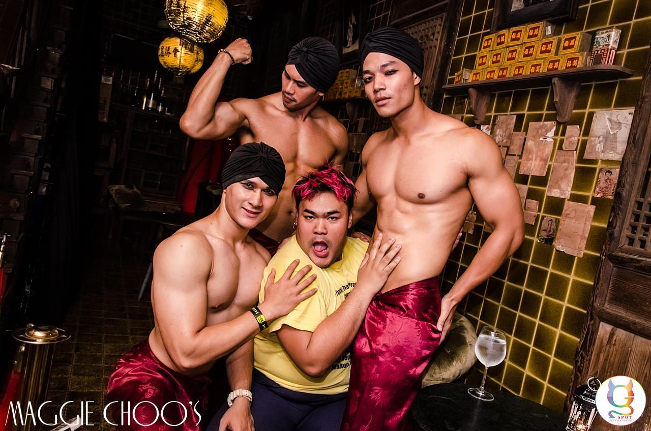 Gay thai massage bangkok