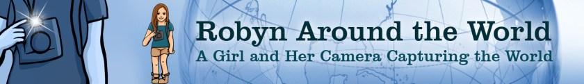 robyn around the world logo
