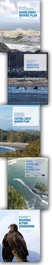 Marine Planning Partnership Covers