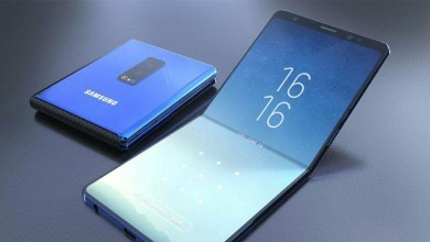 Photo of Samsung's foldable smartphone will have 512 GB storage: report