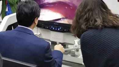 Photo of First time, a surgeon done a pig's remote surgery with the help of 5G in china