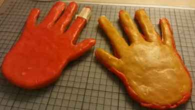 Photo of By Making Wax's hand can be cheat scanning machine, two researchers did so