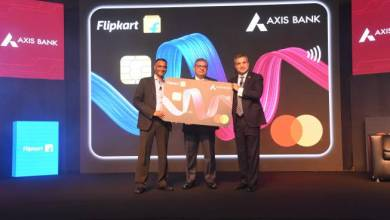 Photo of Flipkart- Axis Bank launches Co-branded credit card, on every shopping, up to 5% Unlimited Cashback