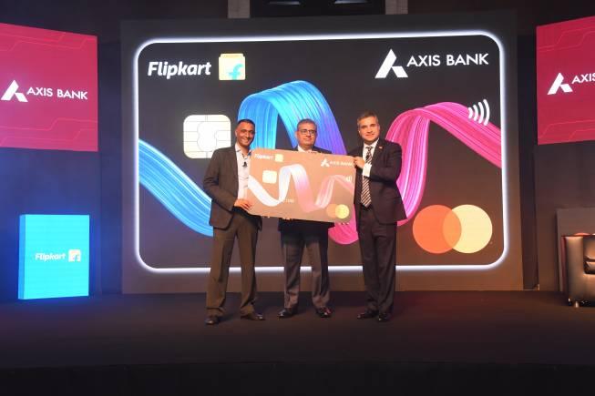 flipkart axis bank