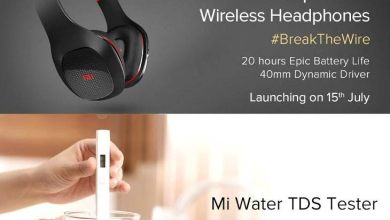 Photo of Mi Wireless Headphones to be launched on 15th July, Sale will start from July 23. Water Tester's Crowdfunding