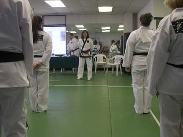 Fitness Training in Martial Arts Classes