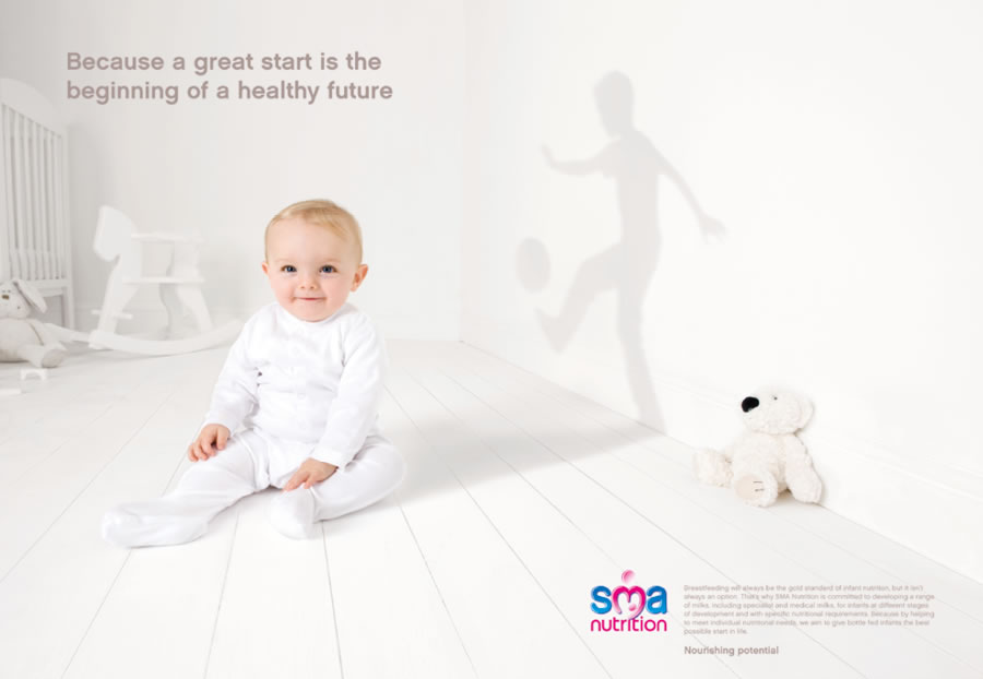SMA Infant Formula