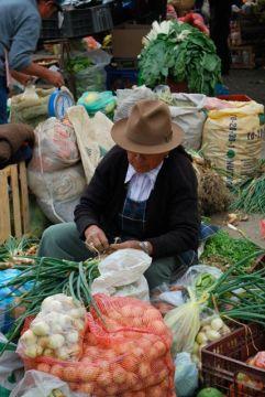 Market day, Villa de Leyva