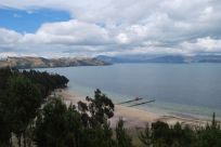 Playa Blanca, Lago de Tota