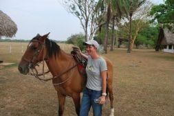 Horseriding, Los Llanos