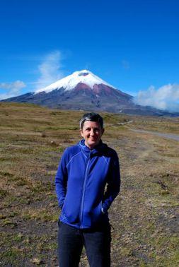 Paula, Volcan Cotopaxi, Ecuador