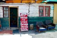 Pan amasado for sale, Chile