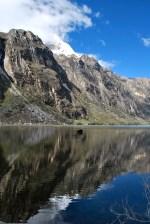 Llanganuco lakes hike, Peru