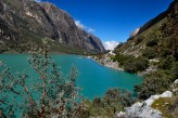 Laguna Chinancocha, Peru