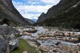 Santa Cruz trek. Cordillera Blanca, Peru