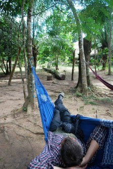 Hammock time, Bolivian jungle