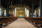 San Miguel has one of the most spectacular interiors of all the Jesuit missions in Bolivia.