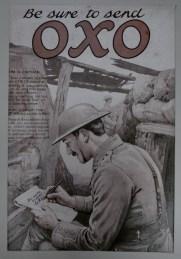 Wartime Oxo cubes advert