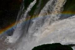 Rainbow, Iguazu Falls