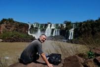 Picnic spot, Iguazu Falls