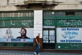 'Las Malvinas son Argentinas'
