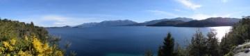 Lago Nahuel Huapi, Villa la Angostura, Argentina.