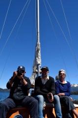 Sailing Lago Nahuel Huapi, Argentina