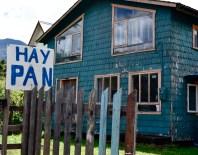 'Hay pan', Cochamó, Chile
