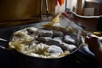 Steaming curanto, Chiloé